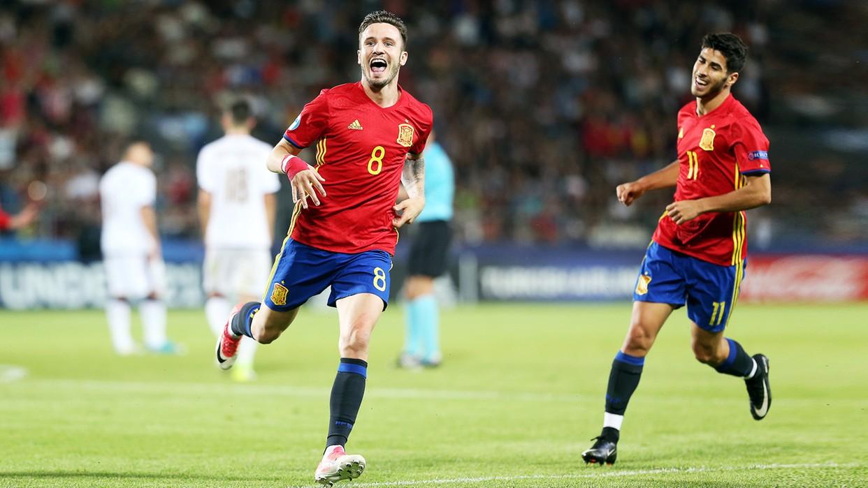 Niemcy - Hiszpania w finale UEFA EURO U21