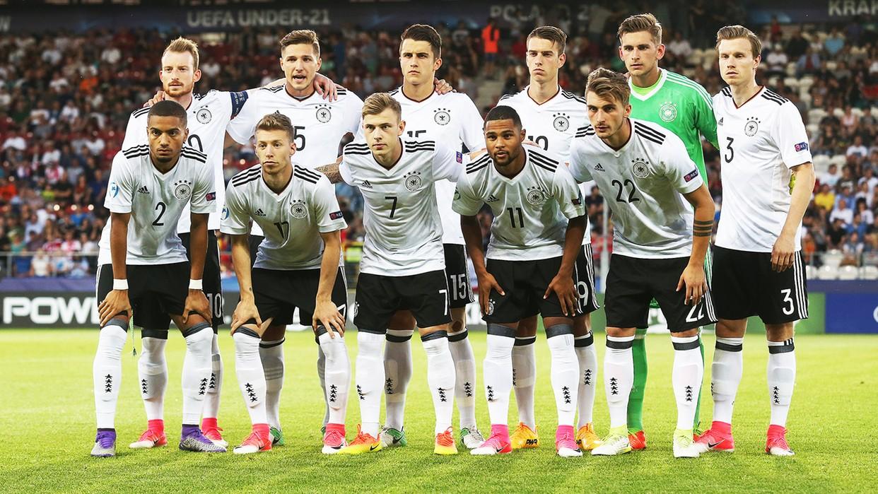 Niemcy mistrzem Europy 2017 UEFA EURO U21