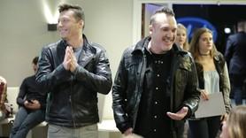 Mariusz Totoszko i Szymon Wydra odwiedzili uczestników