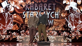 Piotr Gąsowski i Maciej Dowbor jako Kabaret Starszych Panów