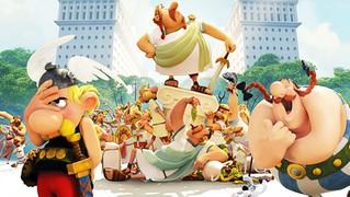 Asteriks i Obeliks:<br> Osiedle bogów